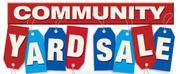 Community Yard Sale Saturday 8/27/11 - Clare Cottage Subdivision